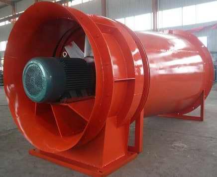 K系列矿用主扇风机