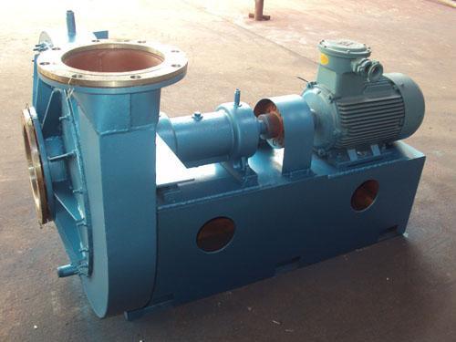 BMJ型煤气加压鼓风机